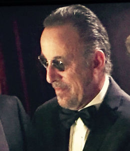 "Bruce Springsteen as Guisepe ""The Undertaker"" Tagliano"