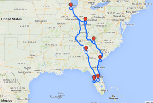Southeastern Craft Beer Road Trip